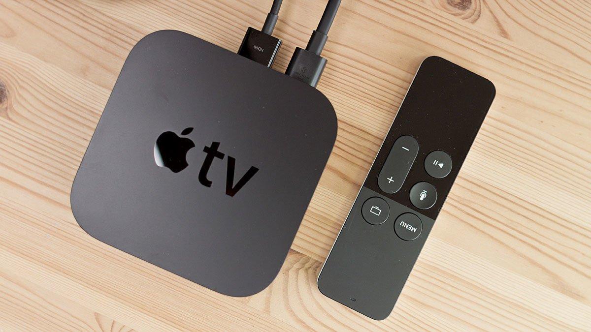 Apple TV oder wie die Bilder ins Wohnzimmer kommen
